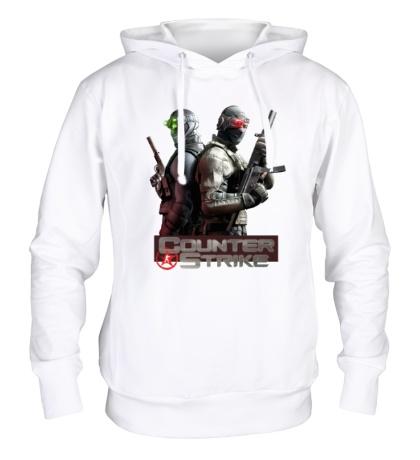 Толстовка с капюшоном Counter-Strike War