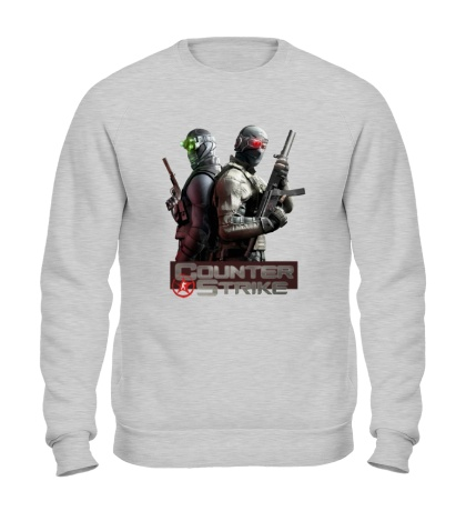 Свитшот Counter-Strike War
