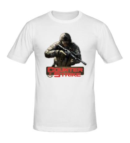 Мужская футболка Counter-Strike Logo