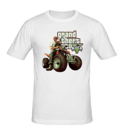 Мужская футболка GTA 5: Trevor