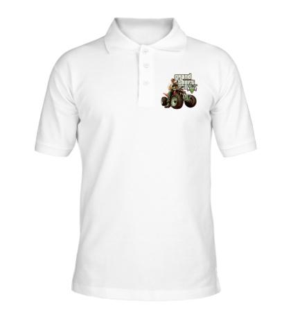Рубашка поло GTA 5: Trevor