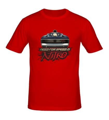 Мужская футболка NFS: Nitro