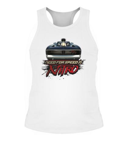 Мужская борцовка NFS: Nitro