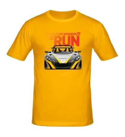 Мужская футболка NFS: The Run