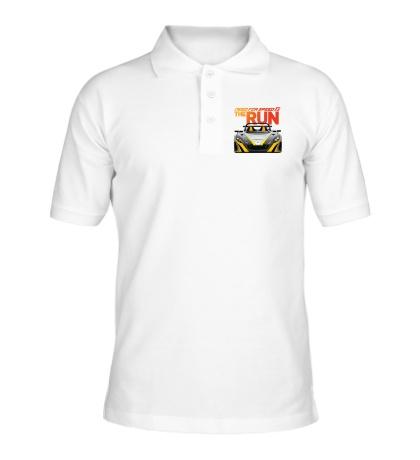 Рубашка поло NFS: The Run