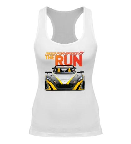 Женская борцовка NFS: The Run