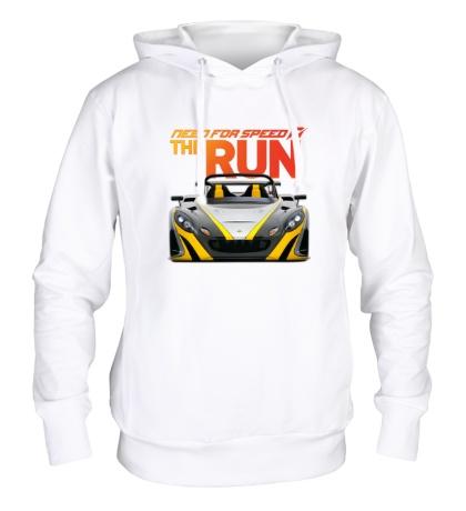 Толстовка с капюшоном NFS: The Run