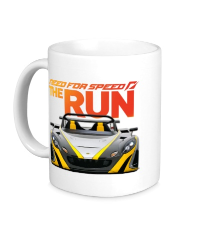 Керамическая кружка NFS: The Run