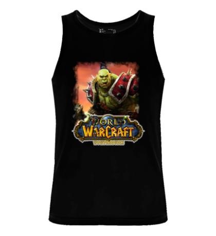 Мужская майка WoW: Orcs