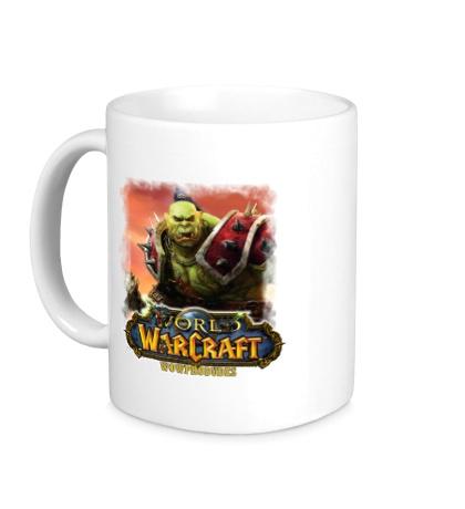 Керамическая кружка WoW: Orcs