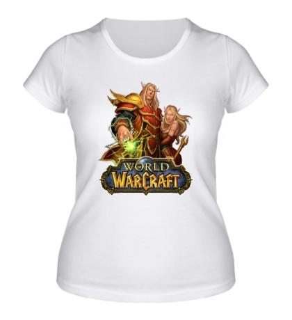 Женская футболка WoW: The Burning Crusade