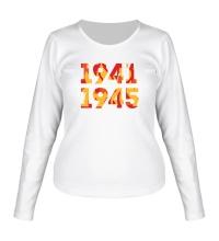Женский лонгслив 1941-1945