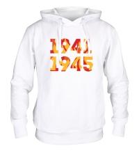 Толстовка с капюшоном 1941-1945