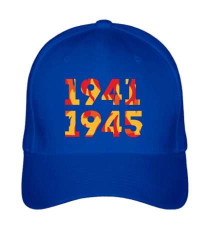 Бейсболка 1941-1945