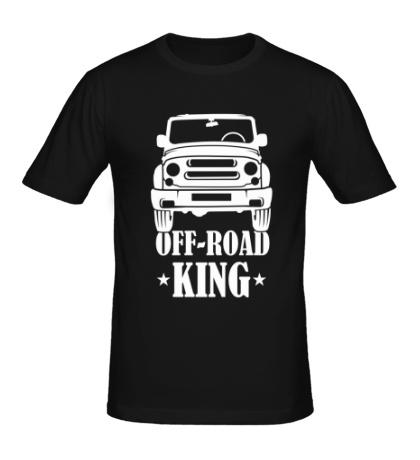 Мужская футболка Off-Road King
