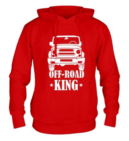 Толстовка с капюшоном Off-Road King