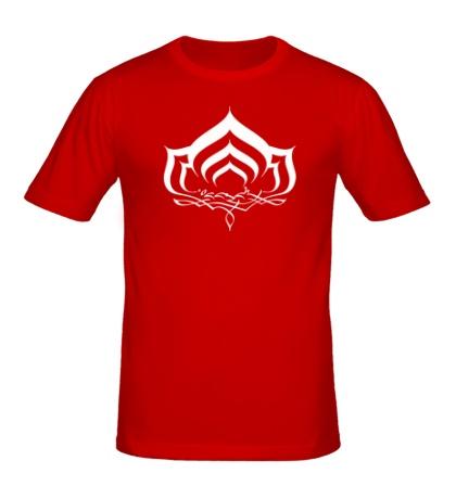 Мужская футболка Warframe Lotus