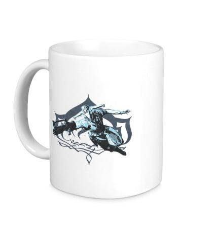 Керамическая кружка Warframe: Loki