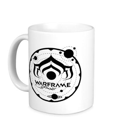 Керамическая кружка Warframe: Solar System
