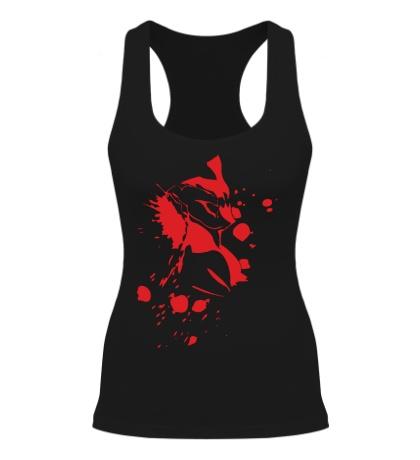 Женская борцовка Warframe: Blood Excalibur