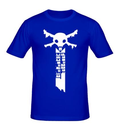 Мужская футболка Warframe: the sword of death