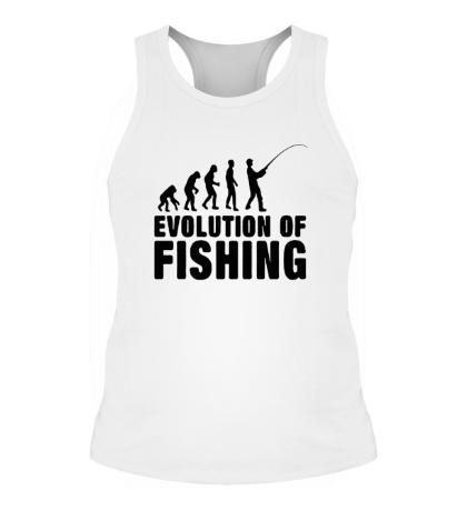 Мужская борцовка Evolution of Fishing