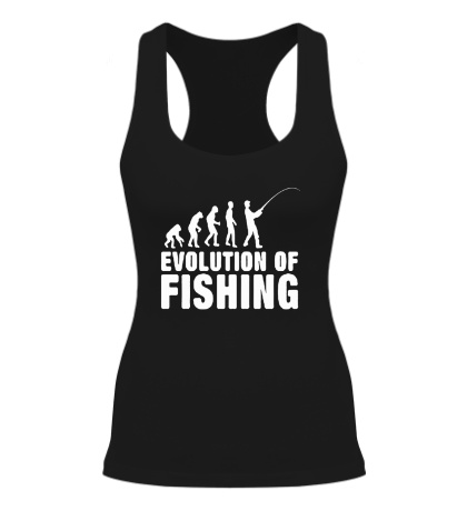 Женская борцовка Evolution of Fishing