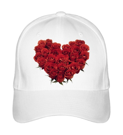 Бейсболка Букет роз