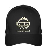 Бейсболка Radiohead Boy Glow