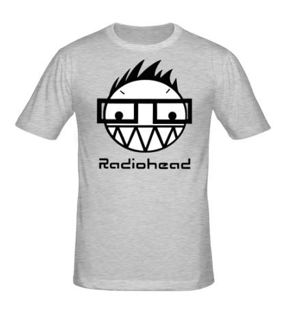 Мужская футболка Radiohead Boy