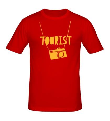 Мужская футболка Tourist