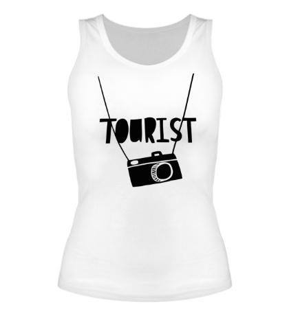 Женская майка Tourist