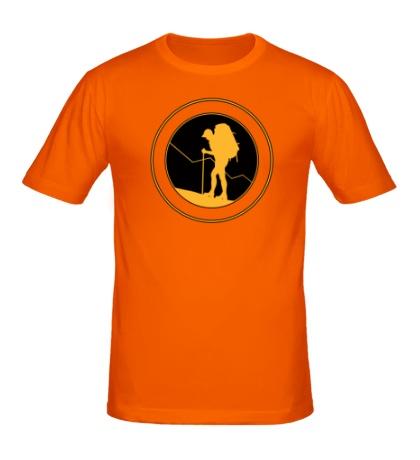 Мужская футболка Путешественник