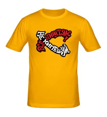 Мужская футболка Каста: все ништяк