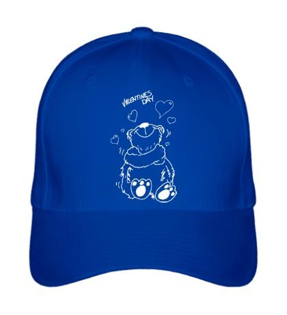Бейсболка Влюбленный мишка Тедди