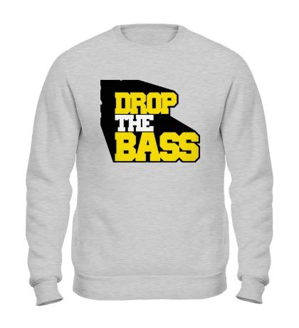 Свитшот Drop The Bass