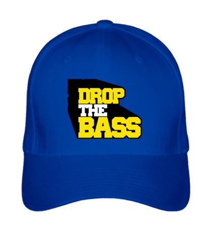 Бейсболка Drop The Bass