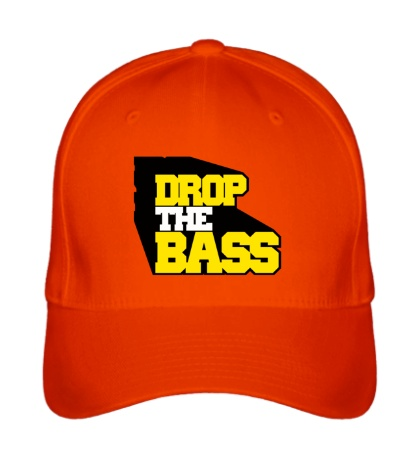 Бейсболка Drop The Bass