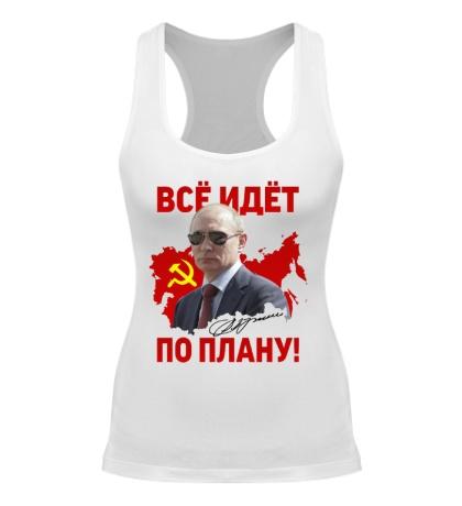 Женская борцовка СССР: все идет по плану