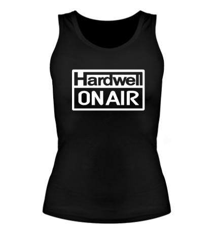 Женская майка Hardwell on Air
