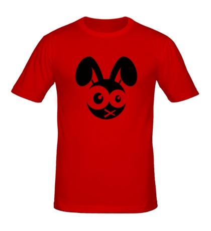 Мужская футболка Зомби заяц