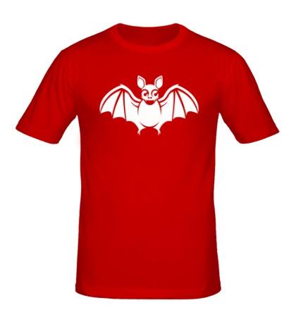 Мужская футболка Летучая мышка