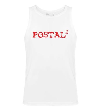 Мужская майка Postal 2