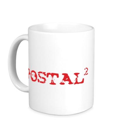 Керамическая кружка Postal 2