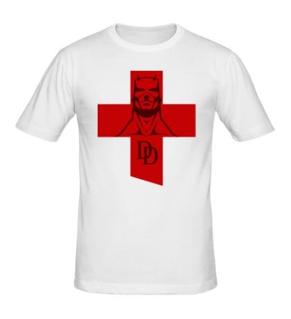 Мужская футболка Daredevil Symbol