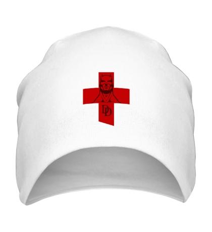 Шапка Daredevil Symbol