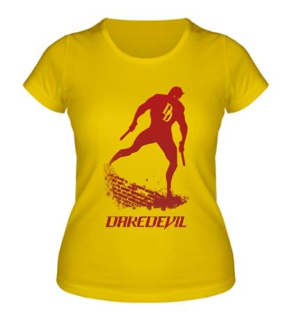 Женская футболка «Daredevil»