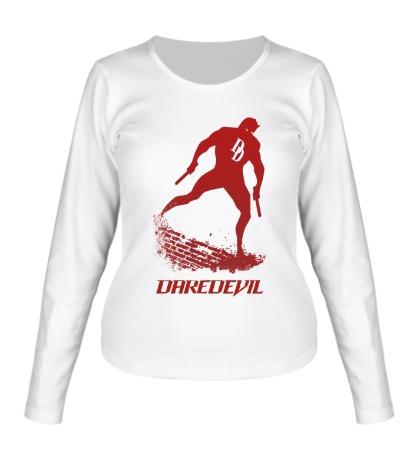Женский лонгслив Daredevil