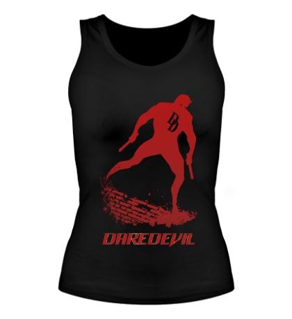 Женская майка Daredevil