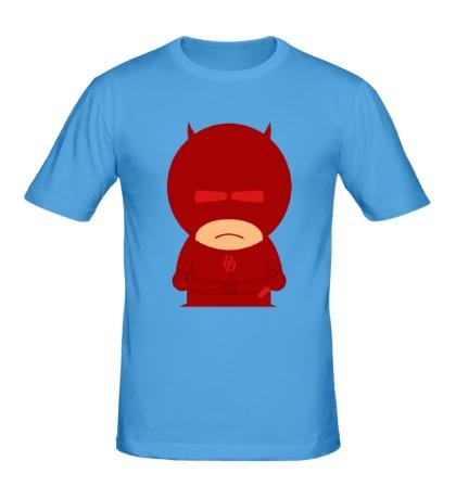 Мужская футболка Small Daredevil